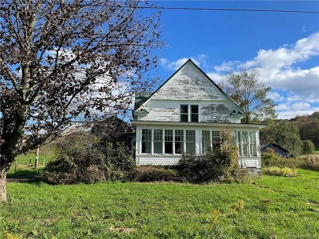 8837 Route 242, Little Valley, NY 14755 (MLS #B1371396) :: Serota Real Estate LLC
