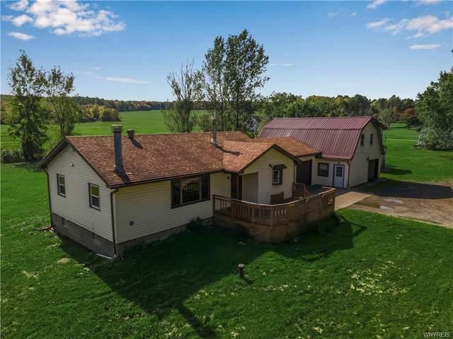 10579 Darien Road, Colden, NY 14080 (MLS #B1371403) :: Serota Real Estate LLC