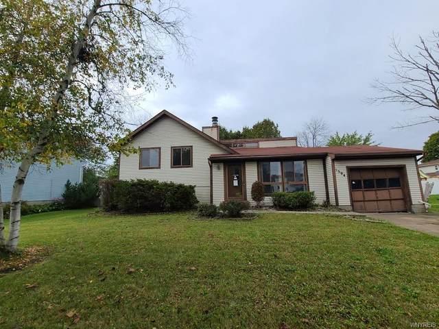 1394 Saybrook Avenue, North Tonawanda, NY 14120 (MLS #B1371485) :: Avant Realty