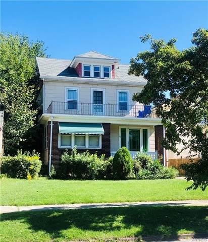 115 Tennyson Avenue, Buffalo, NY 14216 (MLS #B1371504) :: Serota Real Estate LLC