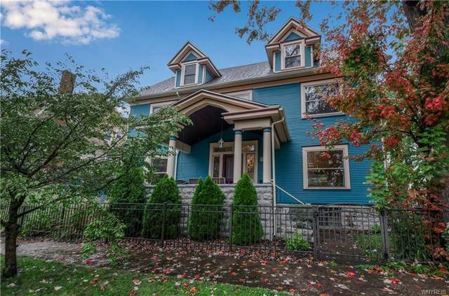 36 W Oakwood Place, Buffalo, NY 14214 (MLS #B1371532) :: Lore Real Estate Services