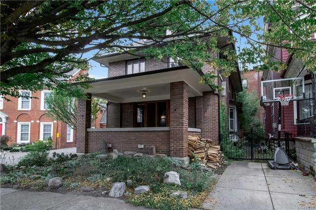 17 Dorchester Road, Buffalo, NY 14222 (MLS #B1371594) :: TLC Real Estate LLC
