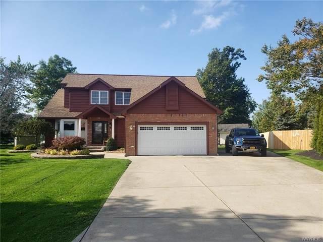 6986 Jennifer Court, Wheatfield, NY 14304 (MLS #B1371709) :: Serota Real Estate LLC