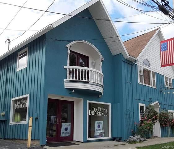 9 Monroe Street, Ellicottville, NY 14731 (MLS #B1371712) :: MyTown Realty
