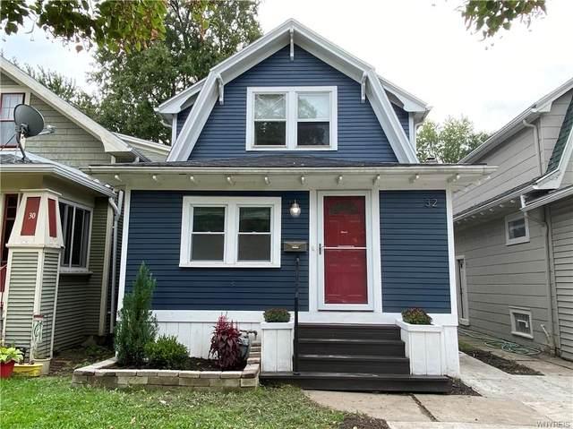 32 Tioga Street, Buffalo, NY 14216 (MLS #B1371805) :: Avant Realty