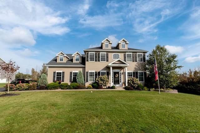 6295 Strickler Road, Clarence, NY 14031 (MLS #B1371807) :: TLC Real Estate LLC