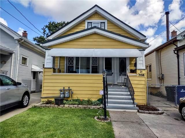 31 Chadduck Avenue, Buffalo, NY 14207 (MLS #B1371853) :: Serota Real Estate LLC