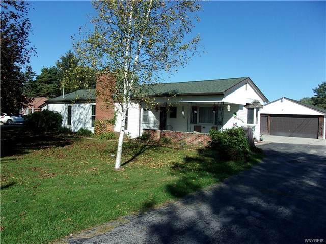12774 Bullis Road, Marilla, NY 14052 (MLS #B1371903) :: Serota Real Estate LLC