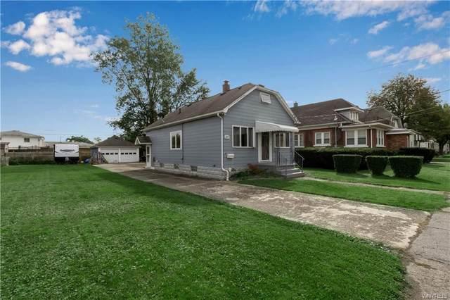187 Rossler Avenue, Cheektowaga, NY 14206 (MLS #B1371942) :: Serota Real Estate LLC
