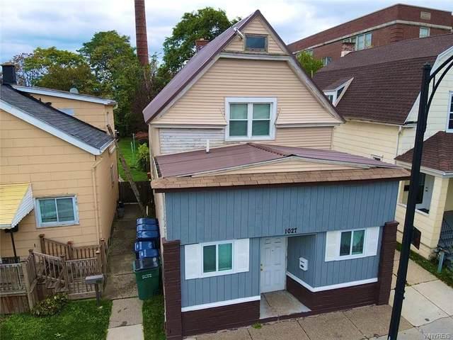 1027 Grant Street, Buffalo, NY 14207 (MLS #B1371954) :: Serota Real Estate LLC