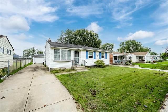 333 Mcnaughton Avenue, Cheektowaga, NY 14225 (MLS #B1372004) :: Serota Real Estate LLC