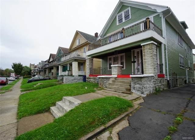 366 East Ferry Street, Buffalo, NY 14208 (MLS #B1372005) :: Serota Real Estate LLC