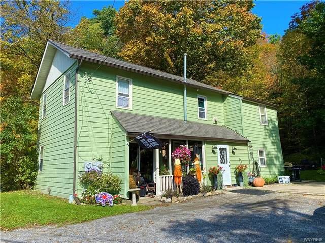 169 Clinton Street, Bennington, NY 14037 (MLS #B1372079) :: Serota Real Estate LLC