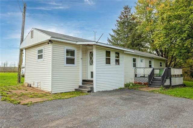 2896 Pike Road, Alexander, NY 14020 (MLS #B1372137) :: Serota Real Estate LLC