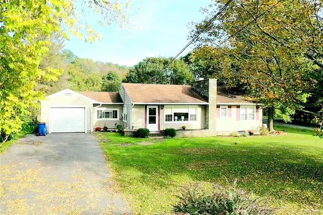 4350 Slate Hill Road, Marcellus, NY 13108 (MLS #B1372184) :: Serota Real Estate LLC