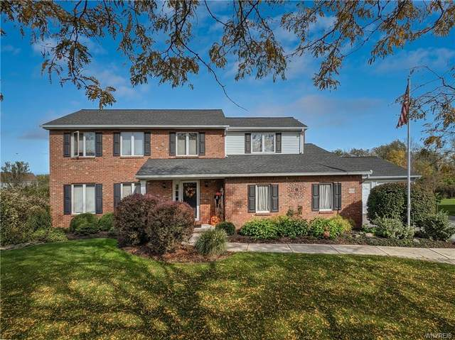 6189 Blossom Court, Clarence, NY 14051 (MLS #B1372208) :: TLC Real Estate LLC