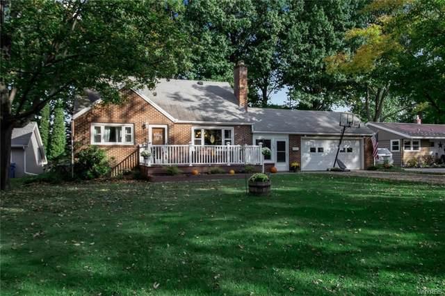 130 Hi View, West Seneca, NY 14224 (MLS #B1372222) :: Avant Realty