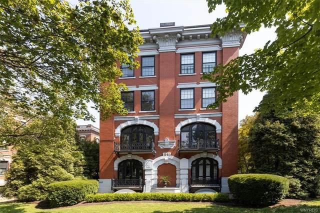 1141 Delaware Avenue 1W, Buffalo, NY 14209 (MLS #B1372231) :: Serota Real Estate LLC