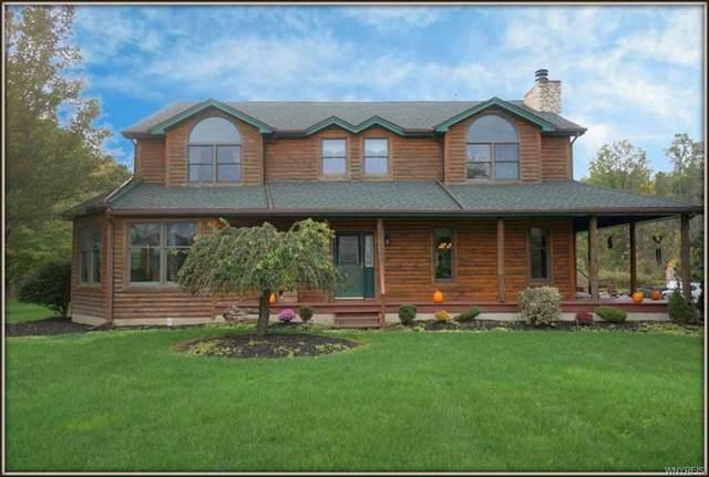 2902 Coomer Road, Newfane, NY 14108 (MLS #B1372394) :: Serota Real Estate LLC