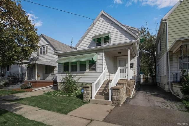 53 Hoerner Avenue, Cheektowaga, NY 14211 (MLS #B1372452) :: Serota Real Estate LLC
