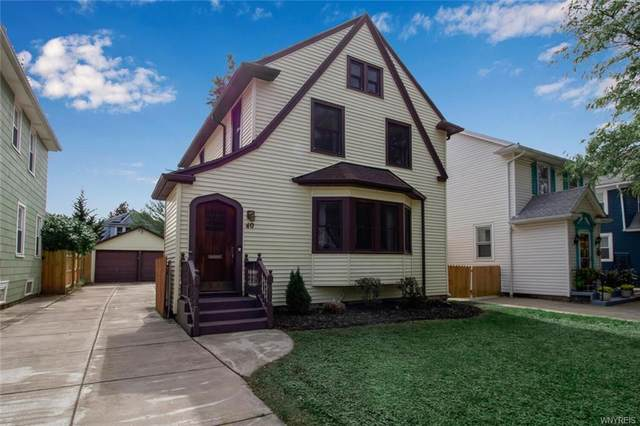 40 Shepard Avenue, Tonawanda-Town, NY 14217 (MLS #B1372454) :: Serota Real Estate LLC