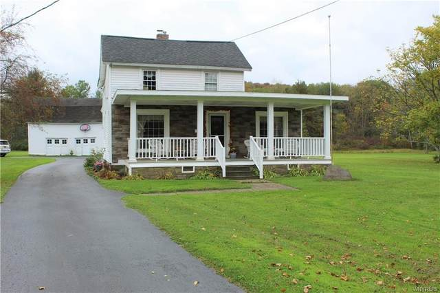 5861 Nys Route 353, Little Valley, NY 14755 (MLS #B1372493) :: 716 Realty Group