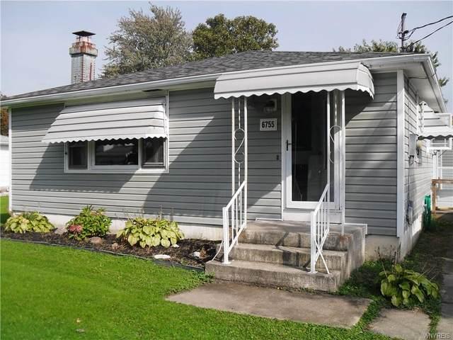 6755 Luther Street, Wheatfield, NY 14304 (MLS #B1372658) :: Serota Real Estate LLC