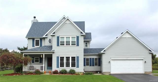 8111 E Main Road, Leroy, NY 14482 (MLS #B1372726) :: Serota Real Estate LLC