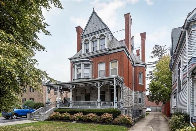 147 Linwood Avenue, Buffalo, NY 14209 (MLS #B1372777) :: TLC Real Estate LLC