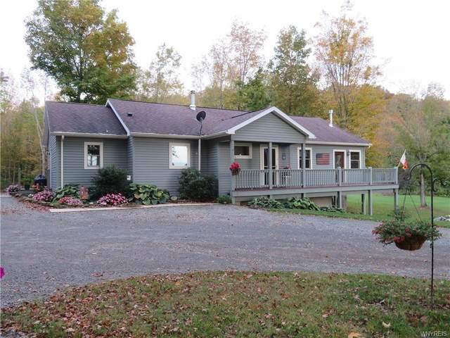 9643 County Road 7B, Rushford, NY 14727 (MLS #B1372837) :: TLC Real Estate LLC