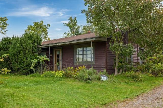 5001 Salt Works Road, Shelby, NY 14103 (MLS #B1372856) :: TLC Real Estate LLC