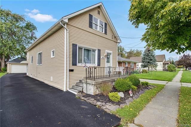 162 Kennedy Road, Cheektowaga, NY 14227 (MLS #B1372889) :: Serota Real Estate LLC
