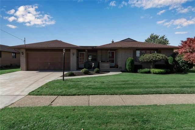 128 Raymond Avenue, Cheektowaga, NY 14227 (MLS #B1372926) :: Serota Real Estate LLC