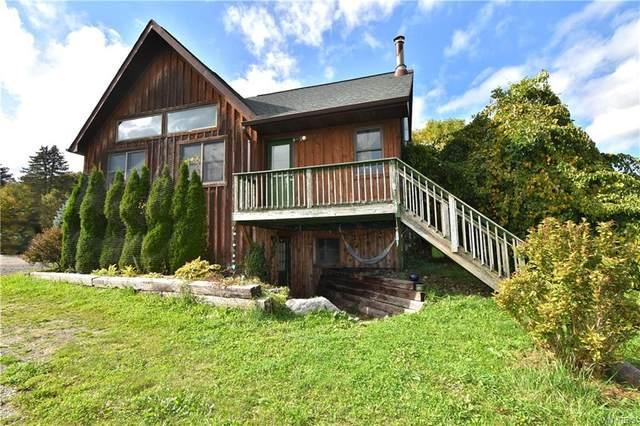7915 Irish Road, Colden, NY 14033 (MLS #B1372930) :: Serota Real Estate LLC