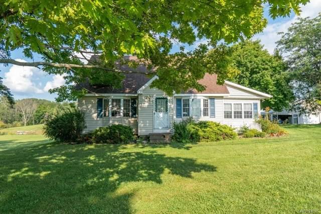 3103 Peters Corners Road, Alden, NY 14004 (MLS #B1372937) :: TLC Real Estate LLC