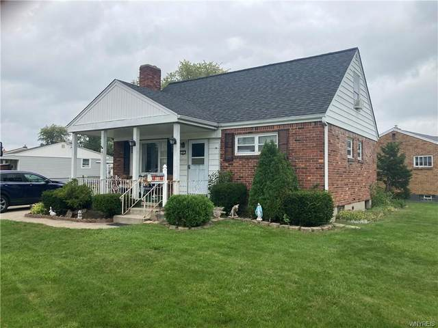 31 Dania Drive, Cheektowaga, NY 14225 (MLS #B1372938) :: Serota Real Estate LLC