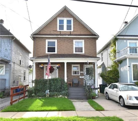 136 Newfield Street, Buffalo, NY 14207 (MLS #B1372958) :: Lore Real Estate Services