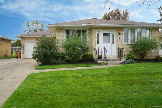 35 Armond Lane, Cheektowaga, NY 14043 (MLS #B1372994) :: Serota Real Estate LLC