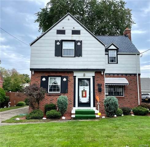 120 Woodcrest Drive, West Seneca, NY 14220 (MLS #B1373037) :: Avant Realty