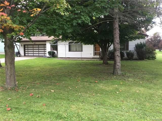 9515 Wehrle Drive, Clarence, NY 14031 (MLS #B1373048) :: Serota Real Estate LLC