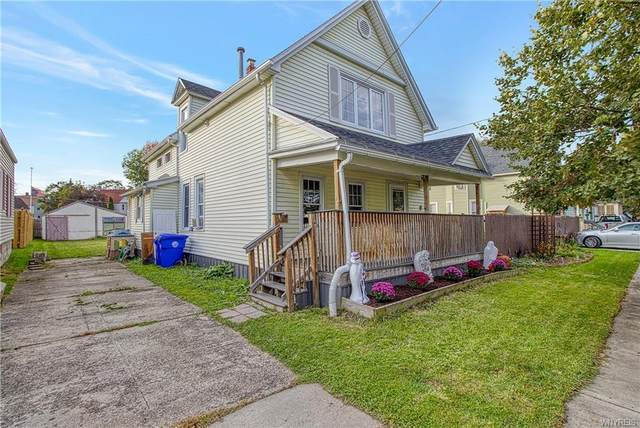 28 Savona Street, West Seneca, NY 14210 (MLS #B1373086) :: Serota Real Estate LLC