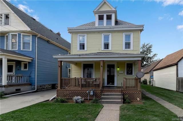 108 Riverview Place, Buffalo, NY 14210 (MLS #B1373117) :: TLC Real Estate LLC