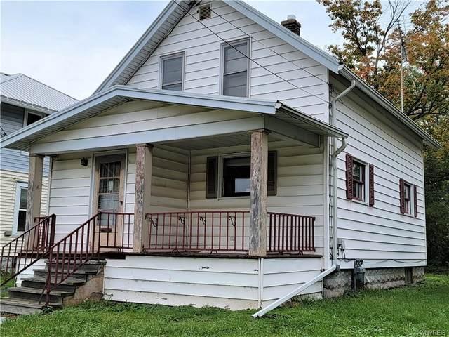 622 Canary Street, Dunkirk-City, NY 14048 (MLS #B1373145) :: TLC Real Estate LLC
