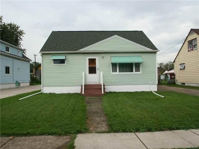 331 N Pleasant Parkway, Cheektowaga, NY 14206 (MLS #B1373162) :: TLC Real Estate LLC