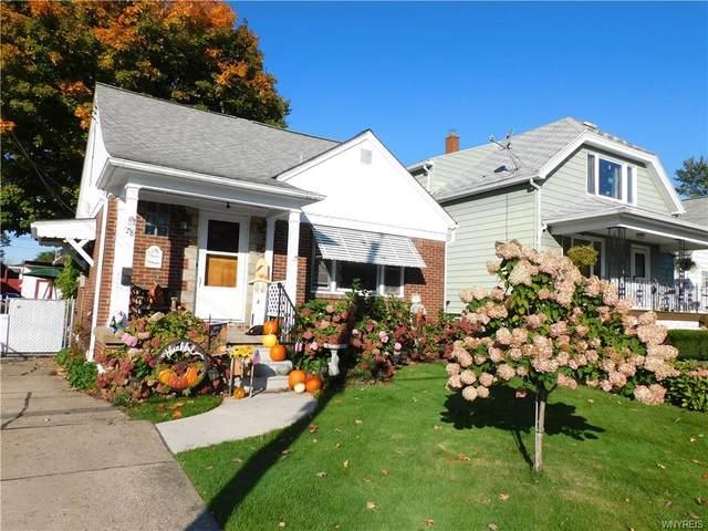 78 Electric Avenue, West Seneca, NY 14206 (MLS #B1373194) :: Serota Real Estate LLC