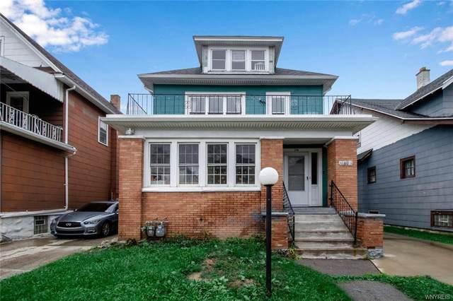 140 Brunswick Boulevard, Buffalo, NY 14208 (MLS #B1373204) :: Serota Real Estate LLC