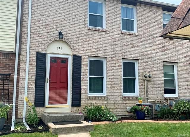 176 Stepping Stone Lane, Orchard Park, NY 14127 (MLS #B1373205) :: Serota Real Estate LLC