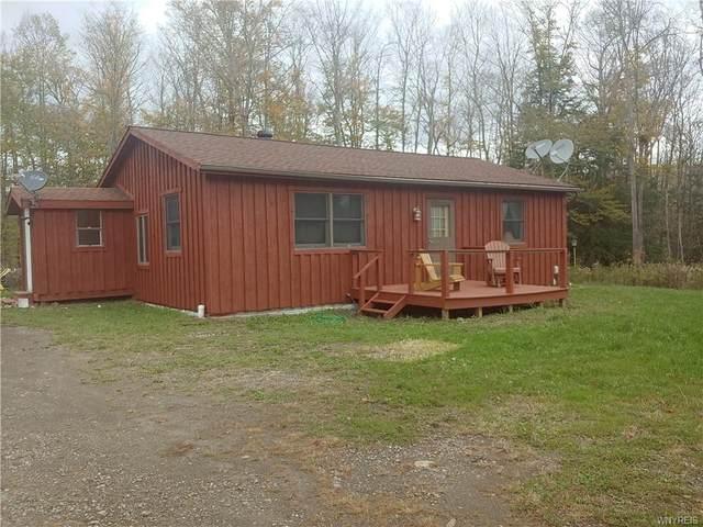8012 -5 Lewis Road, Colden, NY 14080 (MLS #B1373225) :: Serota Real Estate LLC