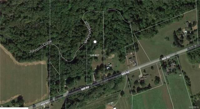 10731 Mill Road, Ridgeway, NY 14098 (MLS #B1373276) :: Serota Real Estate LLC