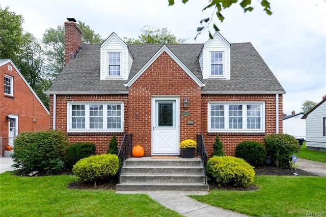 128 Brookside Drive, West Seneca, NY 14220 (MLS #B1373308) :: Serota Real Estate LLC